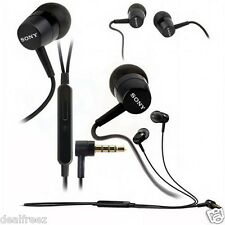 Sony MH750 Stereo Headset Handfree with Microphone Earphones Headphones