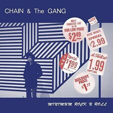 CHAIN AND THE GANG - MINIMUM ROCK'N'ROLL  CD NEU