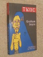 Graham Joyce SIGNED Twoc UKHC 1st Edn