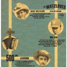 The Watzloves - Catch Me A Possum  CD ROCK Neuware