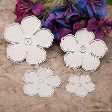 Flowers  Metal Cutting Dies Stencils DIY Scrapbooking Album Paper Card Crafts 3D