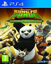 Kung Fu Panda: Showdown of Legendary Legends (PS4)