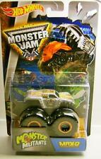 MAX D MAXIMUM DESTRUCTION TRUCK MONSTER MUTANTS MONSTER JAM DIECAST 2016 RARE