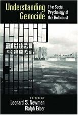 Understanding Genocide: The Social Psychology of the Holocaust, , New Book