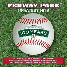 100 Year Anniversary of Fenway Park by Various Artists (CD, May-2012) NEW