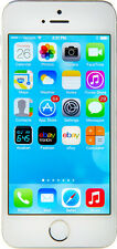 BRAND NEW APPLE IPHONE 5S 16GB SILVER MANUFACTURING WARRANTY