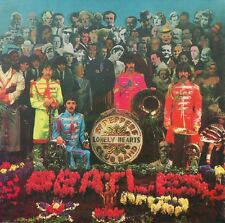 THE BEATLES 1967 A.K.A. Sgt. Pepper's Lonely Hearts Club Band 1988 USA Vinyl LP