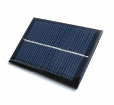 6Volt 100mA Solar Panel Cell 2W for Engineering Project use Made In India Panel
