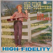 LEW CHILDRE: Old Time Get Together STARDAY Country VINYL LP ORIG VG+