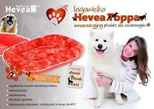 HEVEA TOPPA MIDI DOG BED 65cmx100cm - AMAZING PRICE - WINTER SALE !!!