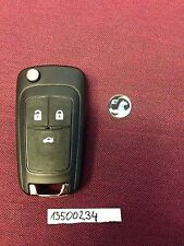 VAUXHALL OPEL CORSA D CENTRAL LOCK ALARM REMOTE KEY FOB 13.271.926