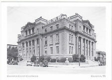 """*POSTCARD-""""Galveston County Courthouse""""-...Damaged by Hurricane Carla- (D-#7)"""
