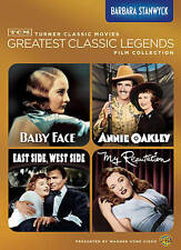 TCM Greatest Classic Legends Film Collection: Barbara Stanwyck (DVD, 2013,...