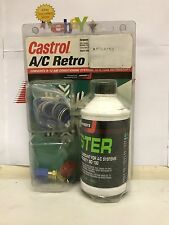 CASTROL Conversion Kit From R-12 To R-134a AIR CON REFRIGERANT