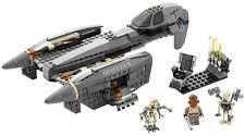 Lego Star Wars Set 8095 General Grievous' Starfighter 2010 Complete Bricks