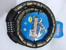 Motorcycle Combination Lock 22x1000mm / Bike / Motorbike/ Security Chain 22mm