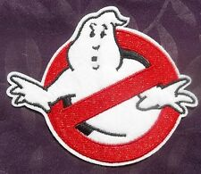 GHOSTBUSTERS LOGO EMBROIDERED PATCH BILL MURRAY DAN AKYROYD RAY PARKER JR.
