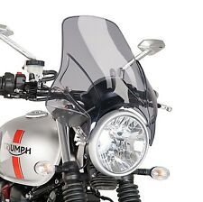 Windscreen Puig LS for Honda Hornet 600/900 fly screen light smoke