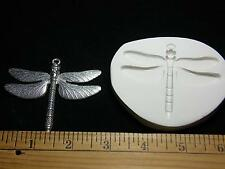 Dragonfly (LG) Polymer Clay Mold (#MD1273)