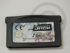!!! GAMEBOY ADVANCE GIOCO Samurai Jack, usati ma ok!!!