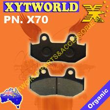 Rear Brake Pads Suzuki AN400 AN 400 Burgman 1999-2000