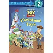 NEW - Christmas Toys (Disney/Pixar Toy Story) (Step into Reading)
