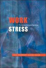 Work Stress: The Making of a Modern Epidemic-ExLibrary