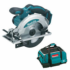 MAKITA 18V LXT BSS611 BSS611Z BSS611RFE CIRCULAR SAW AND BAG