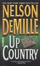Up Country - by Nelson DeMille De Mille (Paperback) Fiction
