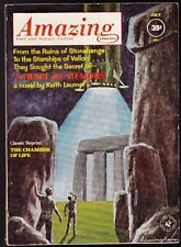 Amazing Stories 7/62 - Very nice - Classic Reprint - Chamber of Life