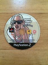 Grand Theft Auto: San Andreas pour PS2 * Disque Uniquement *