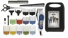 Wahl 20 Piece Home Grooming Shaver Clipper Trimmer Set Pro Haircuting Kit New