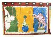 Rolf Knie ZIrkus Circus Poster Kunstdruck Bild 70x100cm - Kostenloser Versand