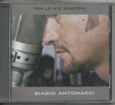 BIAGIO ANTONACCI - Tra le mie canzoni (best) (2000) CD