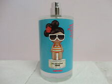 Harajuku LOVE BLUE Gwen Stefani Women EDT 3.4oz 100 ml Tester Without Cap