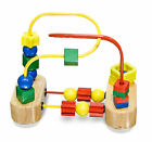 Melissa & Doug First Bead Maze - brightly colored, multi-shaped beads - #3042