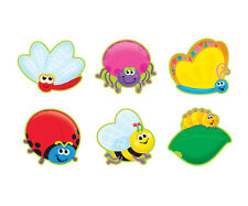 Bright Bugs Classic Classroom Display Accents Variety - Ideal for School Use
