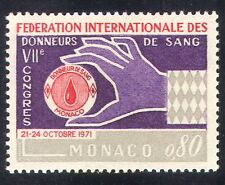 Monaco 1971 Blood Donors/Medical/Health/Welfare/Hand/Donation 1v (n39502)