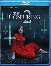 The Conjuring 2 (Blu-ray Disc, 2016) FREE FIRST CLASS SHIPPING !!!!!