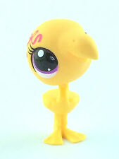 Littlest Pet Shop #3540 Party Stylin' Pets Peach Flamingo Rare Blind Bag LPS