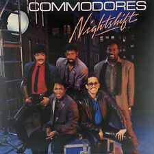 """Commodores  Nightshift 12"""" LP  k386  washed - cleaned"""