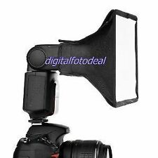 Flash bounce diffuser reflector SOFT LIGHT BOX elastic LARGE BIG SIZE SUPER