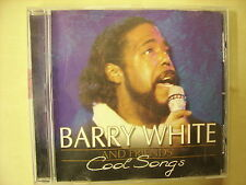 CD  Barry White and Friends  Cool Songs