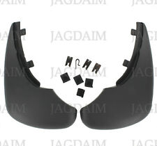 Jaguar XJ8 Rear Mud Flap Splash Guard set 1998 - 2003 JLM20437 REAR