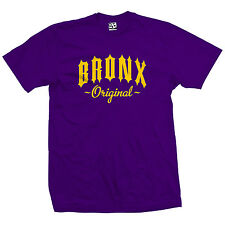 Bronx Original Outlaw T-Shirt - Born in The New York Tee - All Sizes & Colors