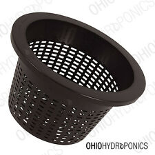 "5 Pack - 10"" Mesh Net Pot Lid for 3-5 GALLON BUCKETS GUARANTEED TO FIT ALL 5#"