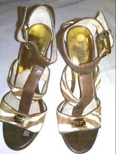 MIchael Kors Designer Shoes Size, 8 1/2  multi-color