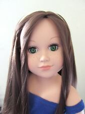 My Life As Doll 18 Inches, Green Eyes, Freckles, American Girl Friend