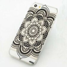 Fashion Tribal Floral Dream Catcher Case Cover For iPhone 5C Крышка корпуса New