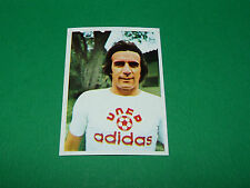 129 PASTORIZZA AGEDUCATIFS PANINI FOOTBALL 1974-75 AS MONACO LOUIS II 74 1975